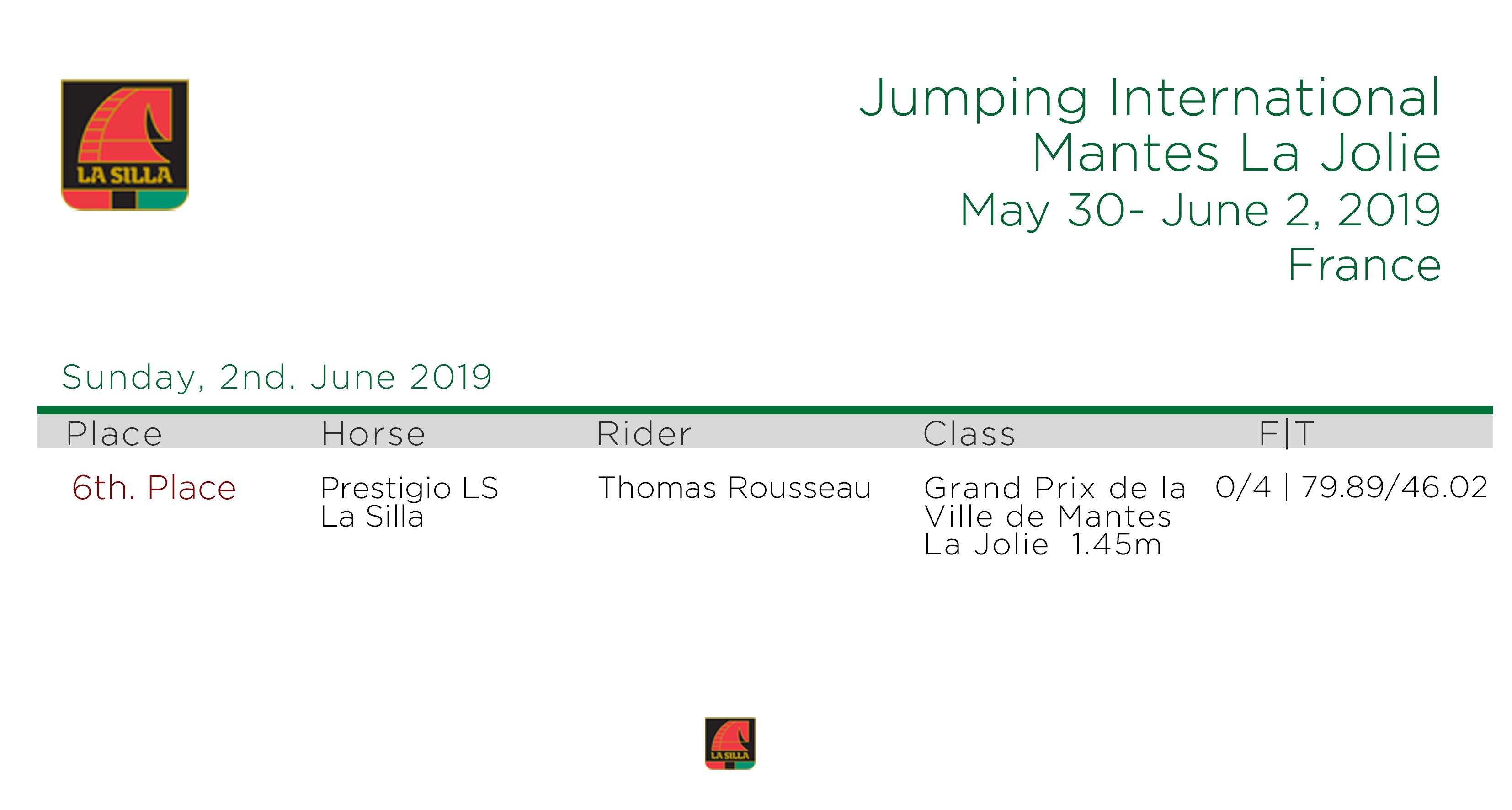 Jumping-International-Mantes-La-Jolie-30-mai---02-jui-2019-France
