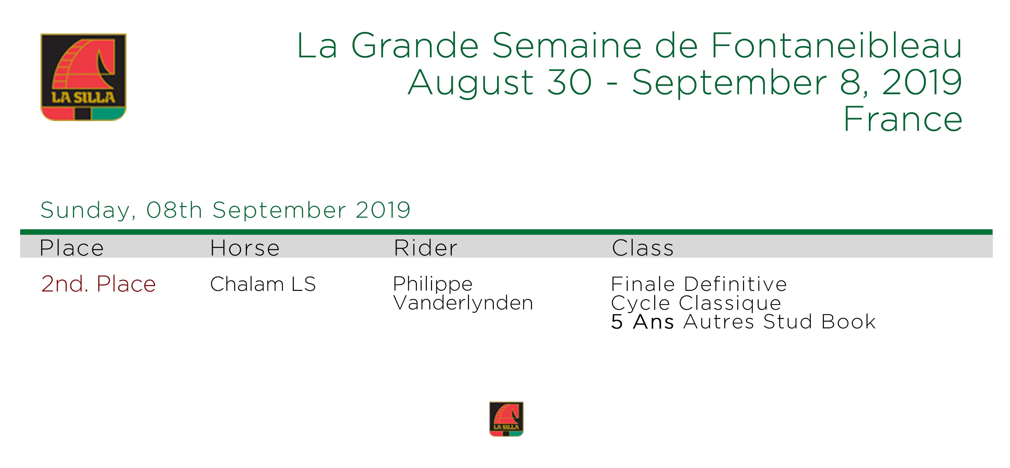 La-Grande-Semaine-de-Fontaneibleau-Sept-2019